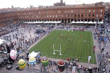 Le rugby dans tous ses états : les temps forts du Festoval 2014 | Toulouse La Ville Rose | Scoop.it