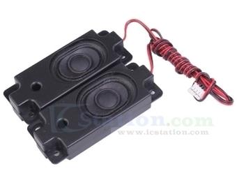 1 Pair Loudspeaker Audio Speaker 8ohm 2W 3080 for Loudspeaker Box Components DIY Replace - Loudspeaker - Arduino, 3D Printing, Robotics, Raspberry Pi, Wearable, LED, development boardICStation | Programmer & ICs Components | Scoop.it