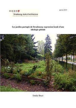 Les jardins partagés de Strasboug | Jardins partagés de là-bas et au-delà - Community gardens from the world | Scoop.it
