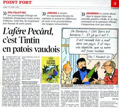 Dialectes et langues de France - Le patois. | Remue-méninges FLE | Scoop.it