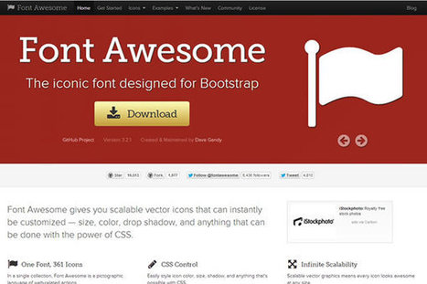 Enhance your Website With These Amazing Bootstrap Add-ons | Design.it | Scoop.it