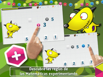 Numerosity para iPad, ¡Los Números nunca fueron tan Divertidos! | Edu-APPasionados | Scoop.it