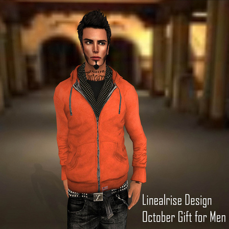 LinealRise - FabFree Designer of The Day | Second Life Male Freebies | Scoop.it