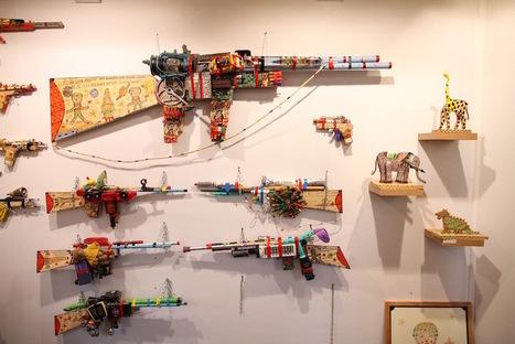 Outsider Art Fair 2015 Attracts Crowds -artnet News | Art brut | Scoop.it