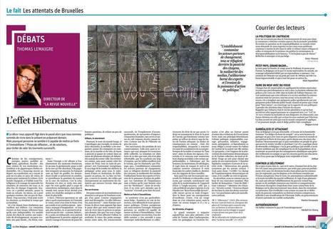 L'effet Hibernatus - reprise par La Libre Belgique | Réflexions | Scoop.it