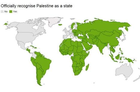 Sweden becomes the latest country to officially recognise Palestine | Regional Geography | Scoop.it