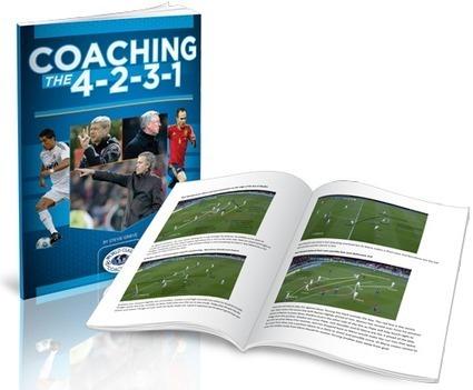 Coaching the 4-2-3-1 Book | Coaching the 4-2-3-1 | Scoop.it