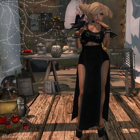 Shake N'Pop: Nevermore | Shake N'Pop Second Life Fashion Blog | Scoop.it