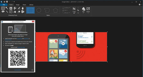 SnagIt – Rich Screen Capture Tool for HQ Images | Time to Learn | Scoop.it