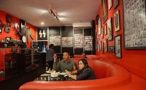 Indonésie: Le «café nazi» retire les croix gammées mais pas le portrait de Hitler | GentilPatriote | Scoop.it