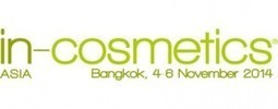 Innovation and formulation brought to life at in-cosmetics Asia 2014 | travel and tour world | Scoop.it