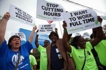 Walmart Workers Strike In Los Angeles   AUSTERITY & OPPRESSION SUPPORTERS  VS THE PROGRESSION Of The REST OF US   Scoop.it