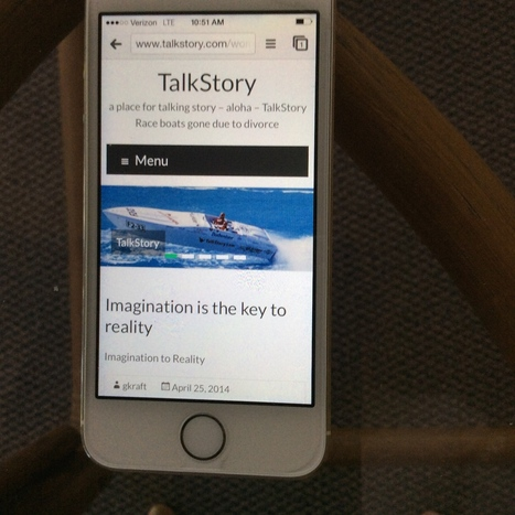 TalkStory | a place for talking story - aloha - TalkStory Race boats gone due to divorce | AiLibrary | Scoop.it