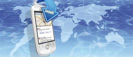 Apps de geoposicionamiento: saca partido al GPS  del móvil | TIG | Scoop.it