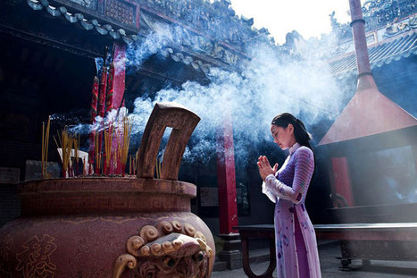 The temple ceremony in early spring - Vietnam Culture | Travel Tips | Scoop.it