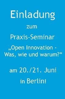 Open Innovation - Was? Wie? und Warum eigentlich? | Wissenskontor | open innovation germany | Scoop.it
