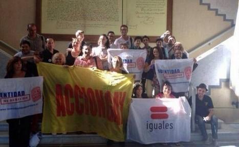 Chili: une nouvelle loi sur le changement d'état civil des personnes trans' passe au Sénat | 16s3d: Bestioles, opinions & pétitions | Scoop.it