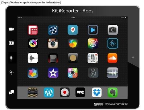 Journalistes! Voici les applications qu'il vous faut | La révolution numérique - Digital Revolution | Scoop.it