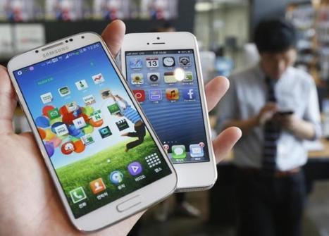 Apple-Samsung iPhone patent feud leaves U.S. top court struggling@offshore stockbroker | Offshore Stock Broker | Scoop.it