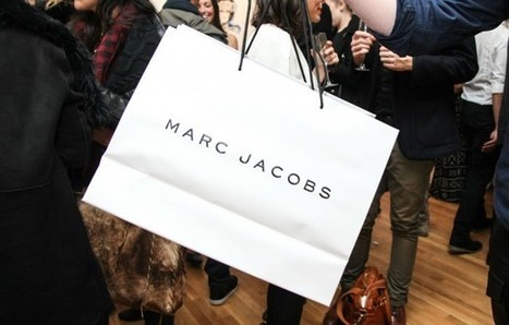At New Marc Jacobs Concept Store, No Money Will Change Hands | Social Media | Scoop.it