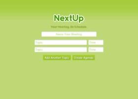NextUp. Your Meeting. On Schedule. | Ed Tech Stuff | Scoop.it