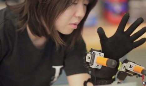 Projet de gant robotique ajoutant un doigt de chaque côté de la main | Nouvelles technologies - SEO - Réseaux sociaux | Scoop.it