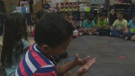 Dual-language program successful in Hutto | Spanish in the United States | Scoop.it