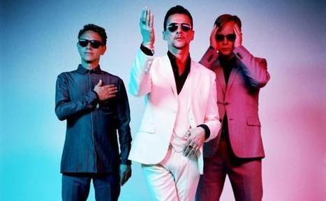 Le grand retour de Depeche Mode | DELTA MACHINE - DEPECHE MODE 2013 | Scoop.it