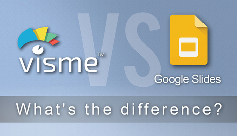 Visme vs. Google Slides: What's the Difference? | Digital Presentations in Education | Scoop.it