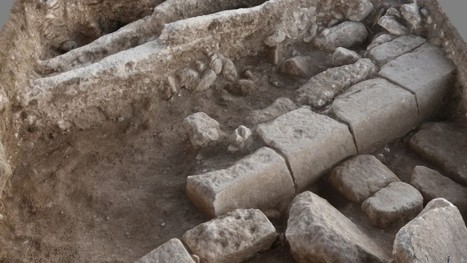 In first, imperial Roman legionary camp uncovered near Megiddo | Jewish Education Around the World | Scoop.it