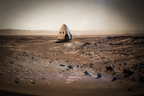 SpaceX announces plan to send mission to Mars in 2018 | Spaceflight Now | The NewSpace Daily | Scoop.it