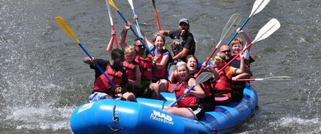 Overnight Rafting Trips - Colorado Whitewater River Rafting Adventures | White Water Rafting Colorado Adventures | Scoop.it
