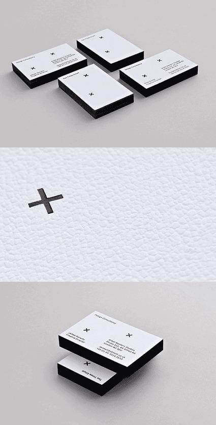 Diseños de tarjetas de presentación 2013   Cecilia Bourdillon   Scoop.it