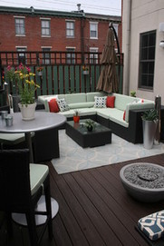 7 Ways to Create a Gorgeous Outdoor Room | Exterior spaces | Scoop.it