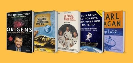 Cinco livros para quem vive no mundo da Lua - Estante Blog | Ficção científica literária | Scoop.it