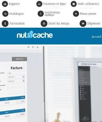 Logiciel professionnel gratuit en ligne Nutcache Fr 2015 Devis , Facturation et Gestion du temps | Logiciel Gratuit Licence Gratuite | Scoop.it