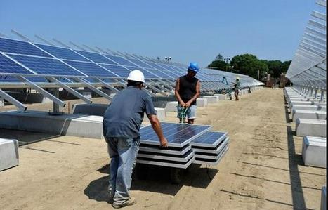 A successful story of solar stimulus | Sustainable Energy | Scoop.it