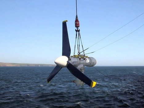 Tidal Energy Could Supply Half of Scotland's Power - IEEE Spectrum | Future Energy Expo | Scoop.it