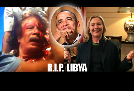 Still No Shame: Five Year Anniversary of NATO's Illegal Destruction of Libya | Global politics | Scoop.it