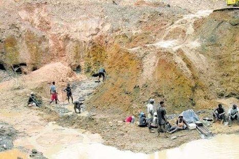 Capturan a 15 personas por minería ilegal en La Merced, Caldas - ElEspectador.com | Infraestructura Sostenible | Scoop.it