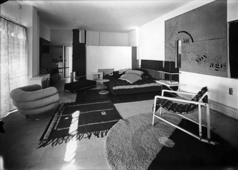 Eileen Gray | Centre Pompidou | De plume et d'écran | Scoop.it