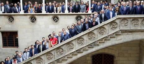 Front comú de les institucions catalanes per reclamar el traspàs de Rodalies i Regionals | #territori | Scoop.it