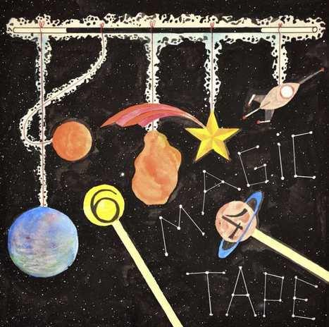 "THE MAGICIAN / MAGIC TAPE N°64 + NEW SINGLE ""SHY""  - ArcStreet.com | MUSIC | Scoop.it"