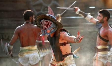 Hürriyet Daily News | PHOTO Gallery - Gladiators | Archaeology News | Scoop.it