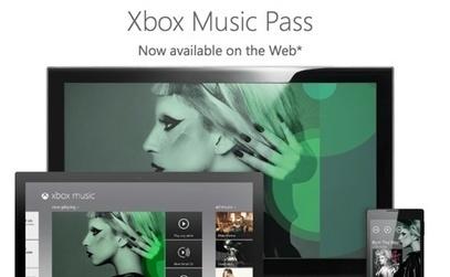 Xbox Music sera bientôt accessible via un navigateur | Music, marketing and sound design | Scoop.it
