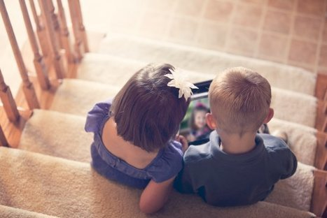 What the New Screen Time Guidelines For Kids Really Mean | Soup for thought | Scoop.it