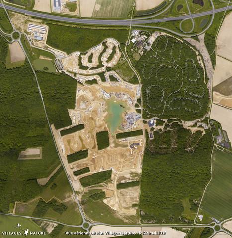 Le chantier Village Nature fin 2015 – Les Hébergements | Villages Nature | Médias sociaux et tourisme | Scoop.it