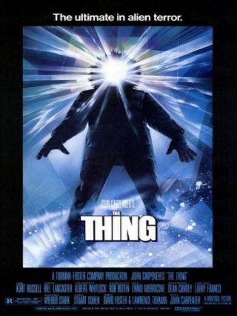 Viagem a Andrómeda: A ficção científica e o cinema: The Thing | Ficção científica literária | Scoop.it