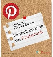 Using Pinterest and Secret Pinboards for Media Pitching | business | Scoop.it