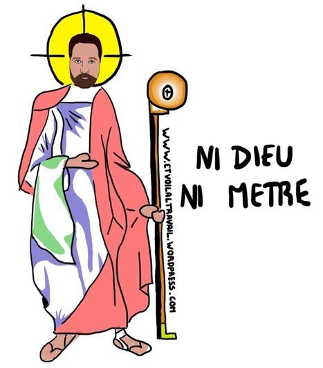 #048. Ni dieu ni maitre. | Grandjean Romain | Scoop.it